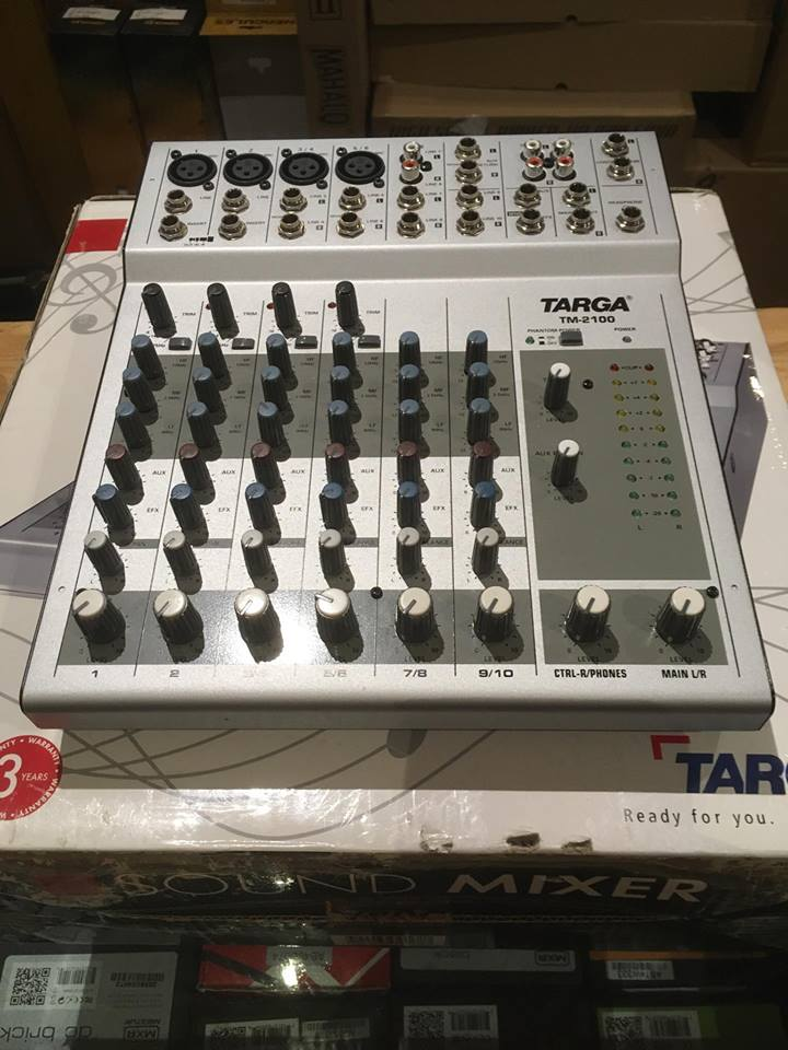 Targa TM-2100 Sound Mixer